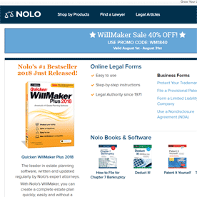 #18 is Nolo.com