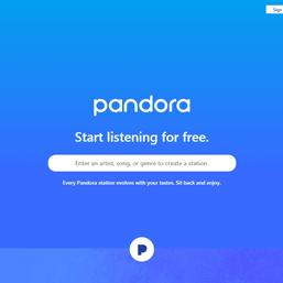 #11 is Pandora.com