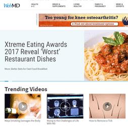 #5 is WebMD.com